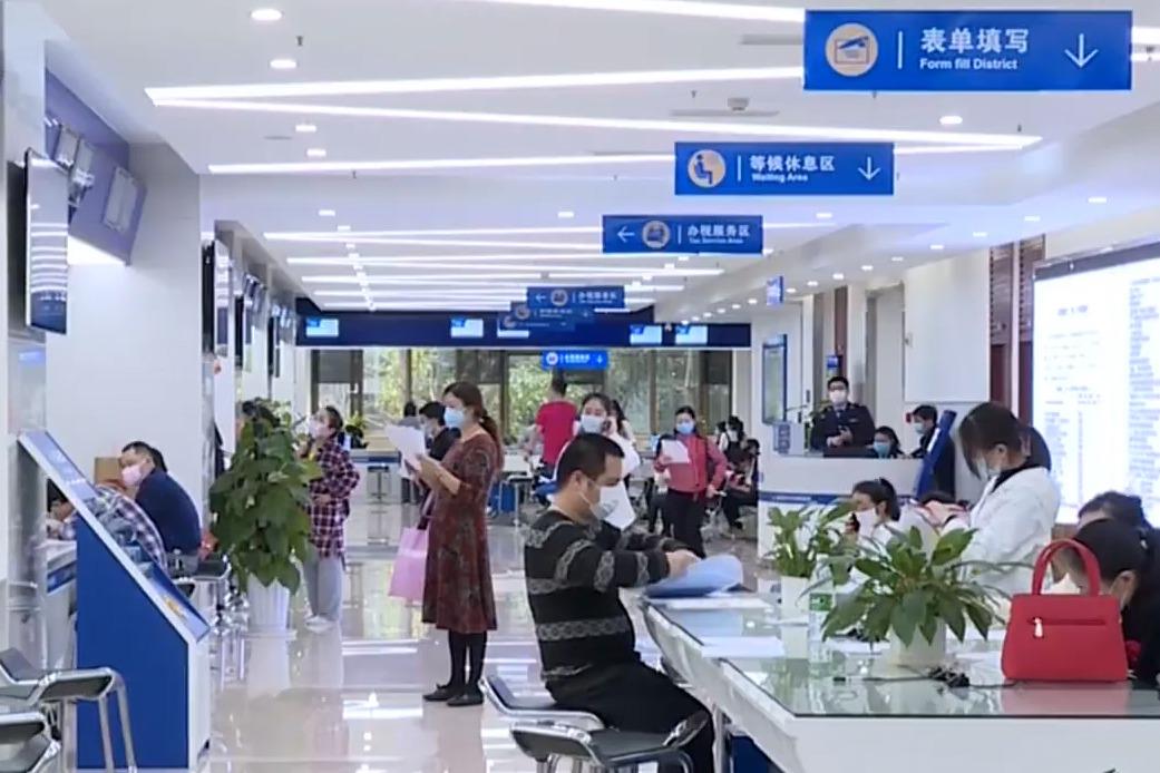 视频丨重庆在全国率先实现11个税种合并申报