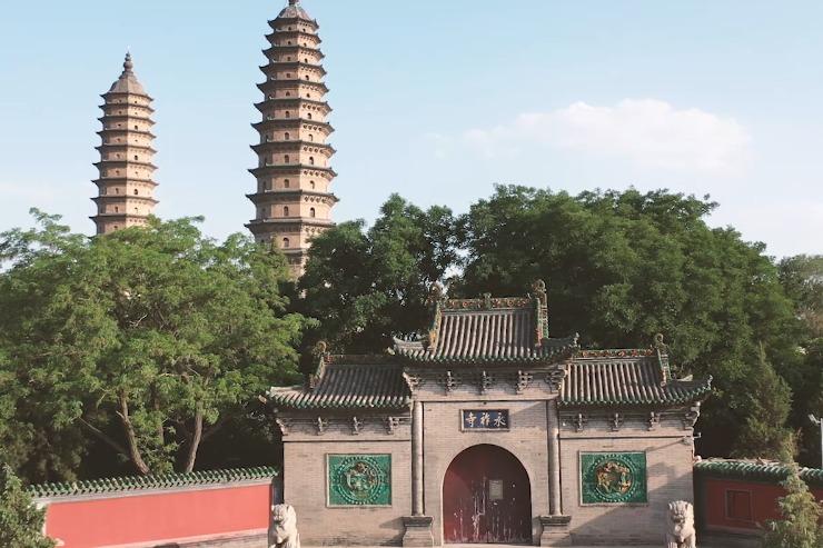 百年古刹——永祚寺