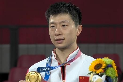 32歲馬龍刷屏外媒:乒乓球界當之無愧的GOAT!