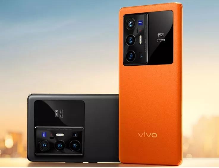 (Vivo X70 pro硬核科幻B面设计)