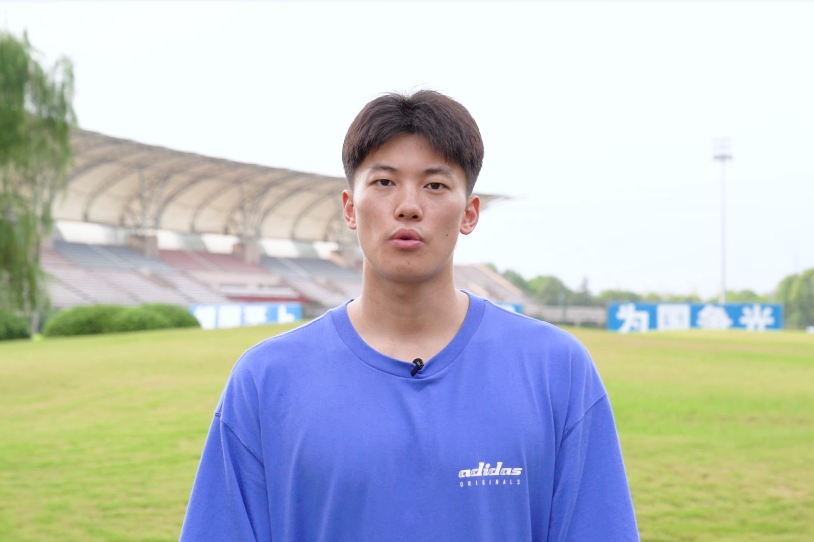 奥运冠军汪顺的祝福来了!