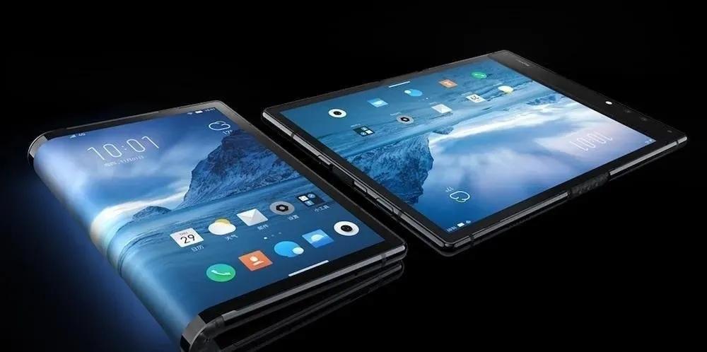 折叠屏智能手机的另一种市场逻辑