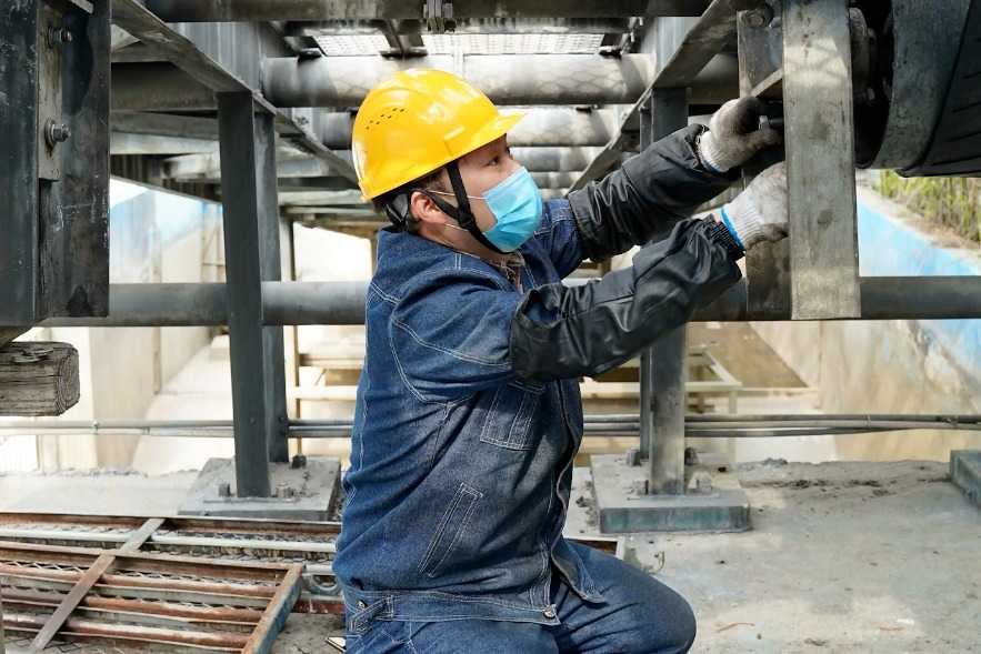 郑州方特积极开展安全抢修排查,扎实推进复工复产