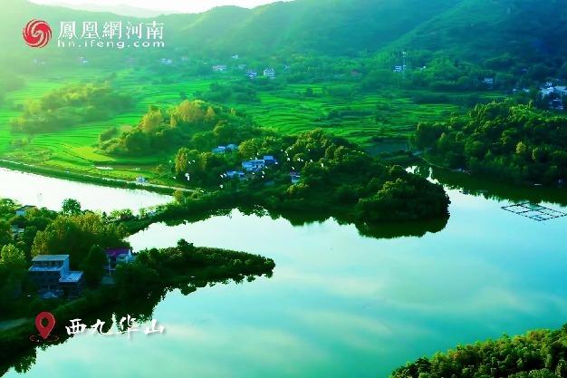 西九华山:老家河南的世外桃源