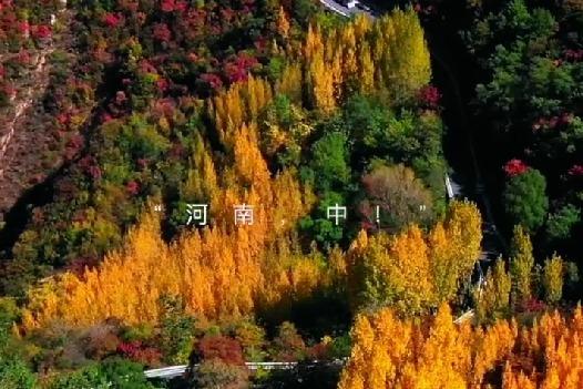 太行大峡谷:还记得这个家吗?