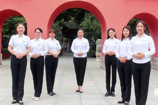 南阳医圣祠:苦练内功,提升服务质量